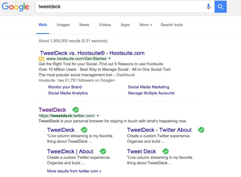 TweetDeck y Hootsuite