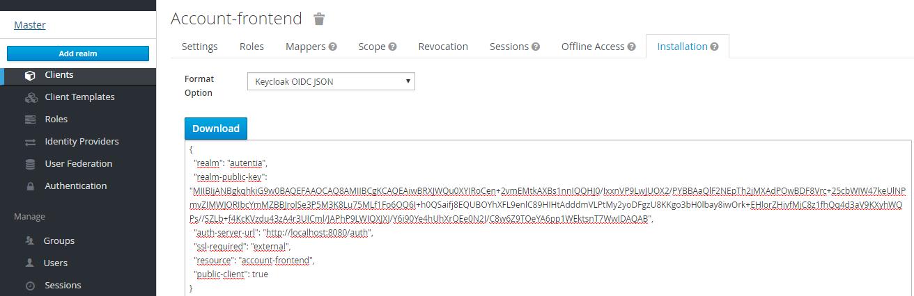 Integración de Keycloak con AngularJS y Spring Boot - Adictos al trabajo