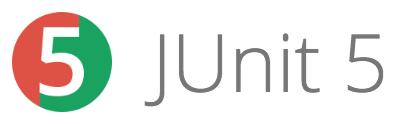 Logo de Junit 5