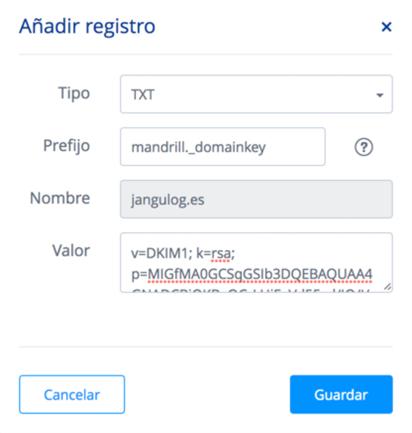 DKIM-SPF-1and1 TXT DKIM