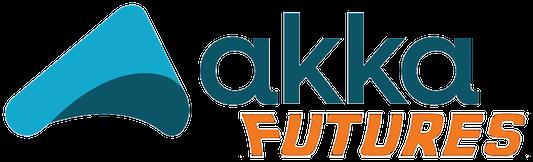 Akka Futures logo