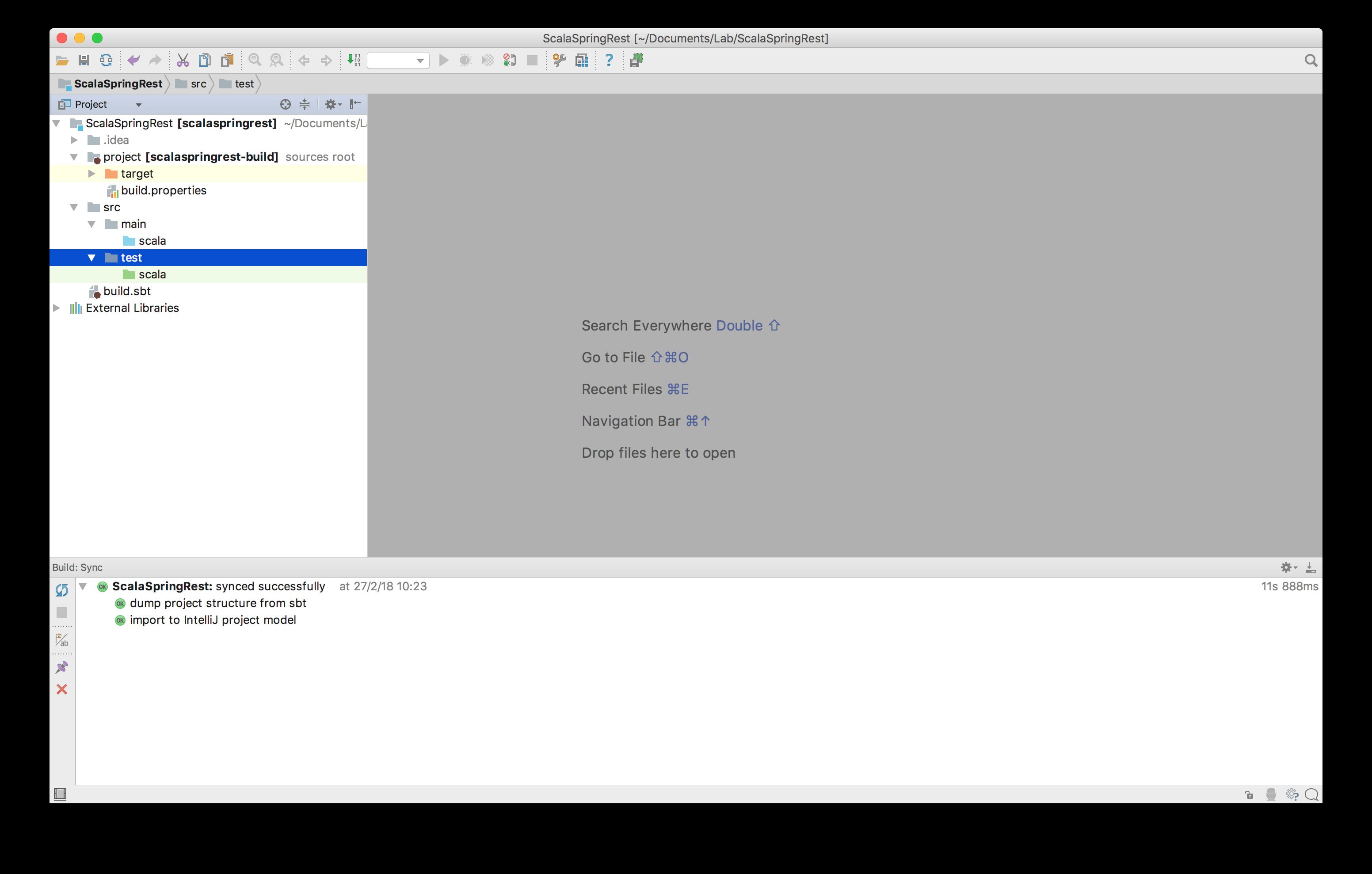 Cómo crear una aplicación SpringBoot con Scala - Adictos al trabajo