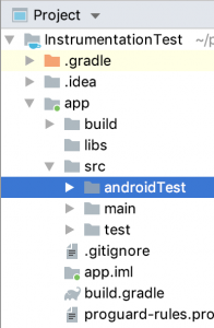 android tests
