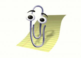 Clippy, mascota de word