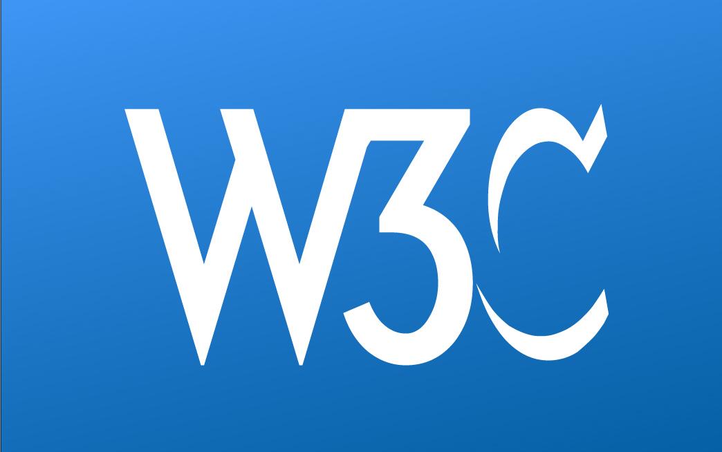 imagen con logo w3c