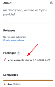 package button github