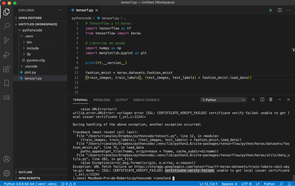 MS Visual Studio Code