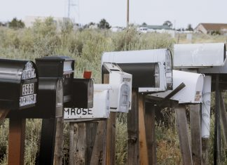 Varios buzones de correo