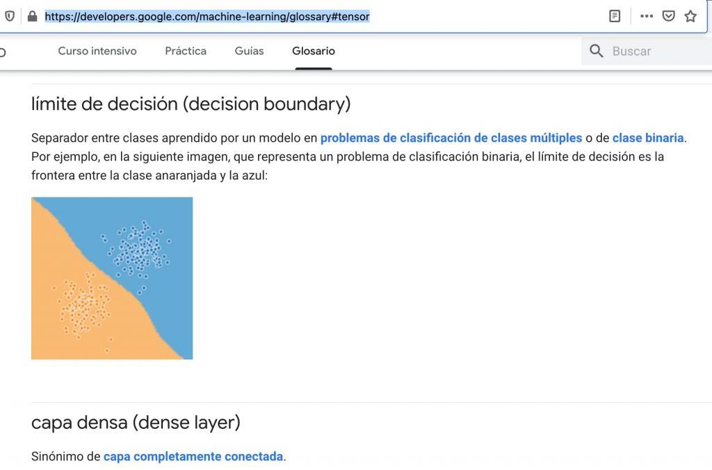 Limite de decisión