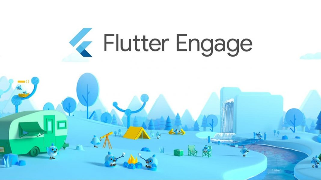 Flutter Engage portada