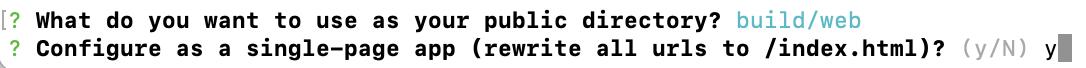 configurar como single page app
