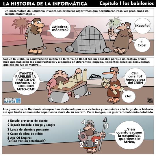 Historia de la inform�tica. Capitulo 1. Los babilonios (Segunda Parte).