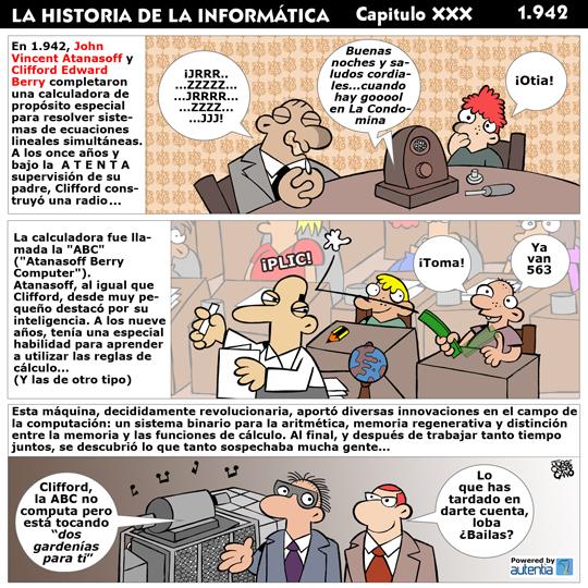 Historia de la inform�tica. Cap�tulo 30. ABC