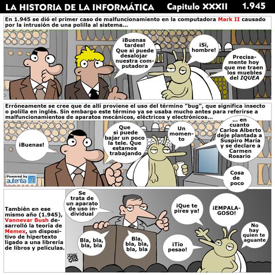 Historia de la inform�tica. Cap�tulo 32. Mark II