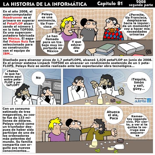 Historia de la Inform�tica. Cap�tulo 81. 2008 (2� Parte)