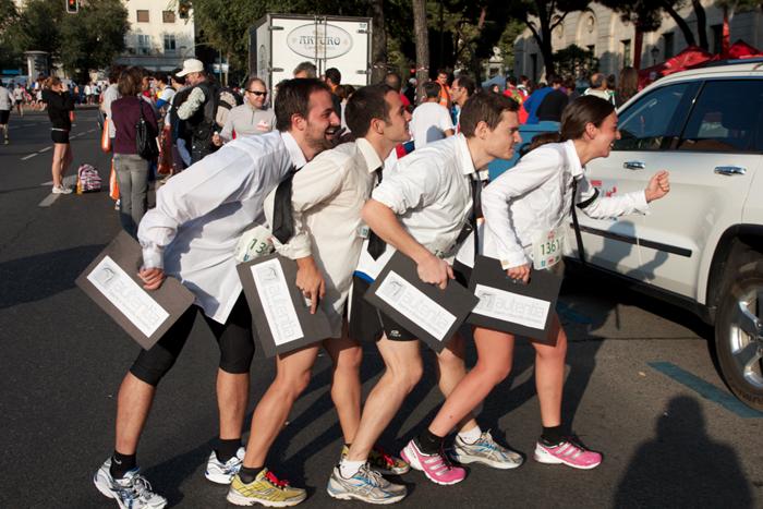 Los 4 runners