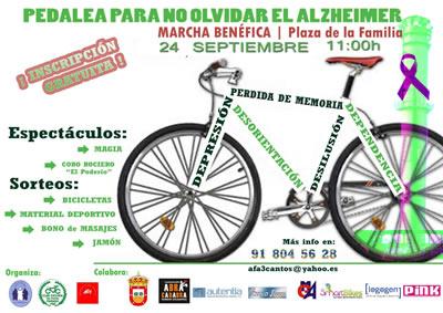 Cartel Marcha ciclista