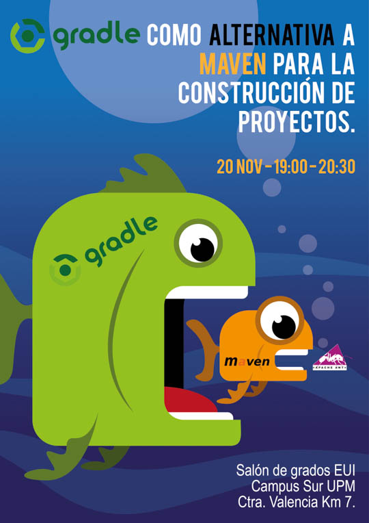 maven como alternativa a Gradle