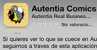 Autentia Comics iPhone y iPad