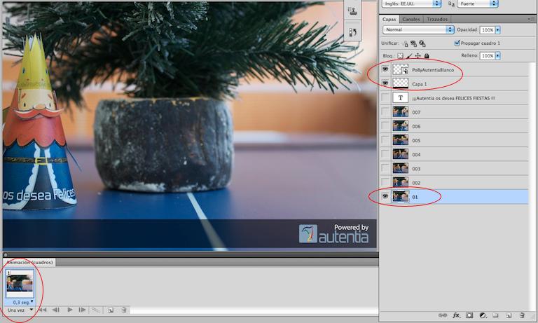 Creación de un gif animado con Adobe Photoshop | adictosaltrabajo
