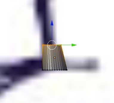 Editando un cilindro
