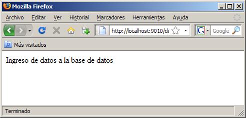 Depuracion completada a lo largo de toda la secuencia en PHP