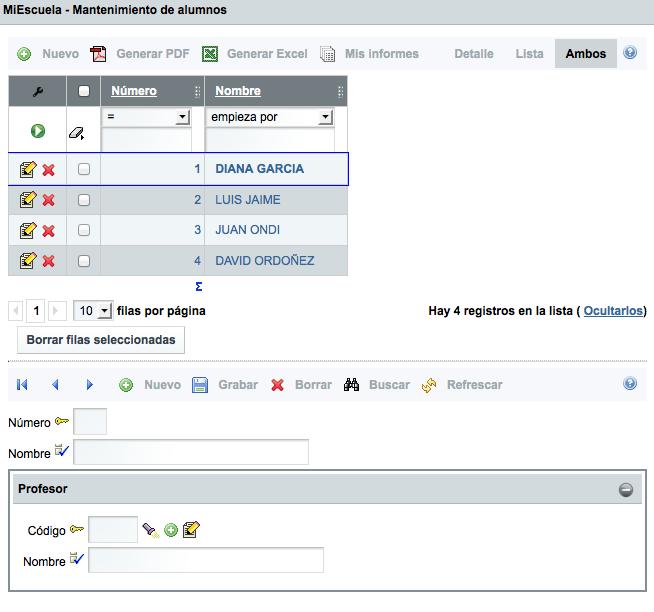 Desarrollo rápido de aplicaciones CRUD con OpenXava - Adictos al trabajo