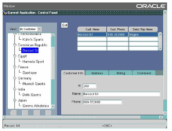 Oracle Forms Tutorial – Billy Knight