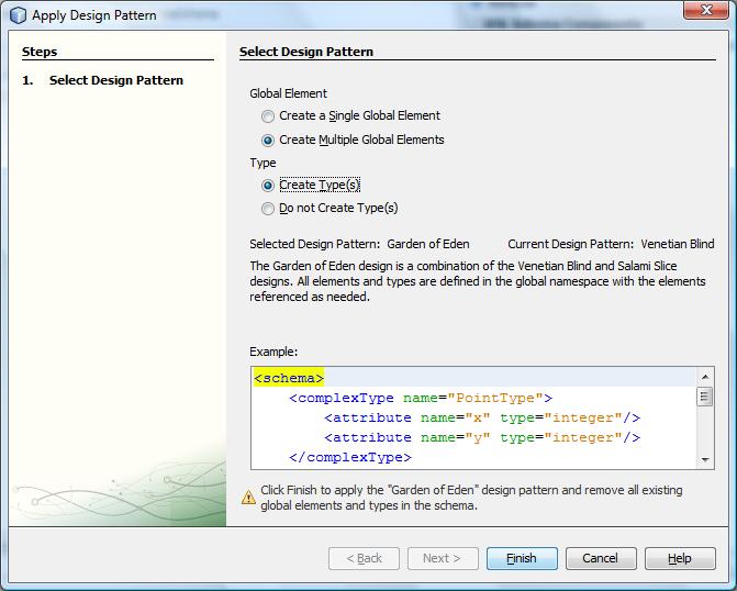 Patrones de dise o de xml schema adictosaltrabajo for Garden of eden xml design pattern
